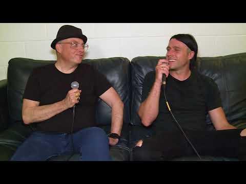 Matt Walst of Three Days Grace Interview at Rock On The Range 2018