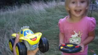 Машинки для детей на радиоуправлении Chicco  Обзоры Игрушек