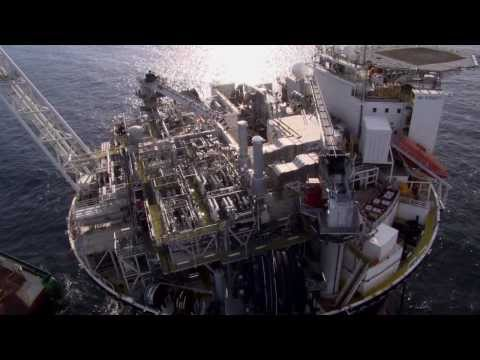 Teekay FPSO: Sail Away of Voyageur Spirit