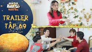 Ngôi sao khoai tây   trailer tập 69: Mina ngậm ngùi khi bị người yêu sai vặt như người làm ngày Tết