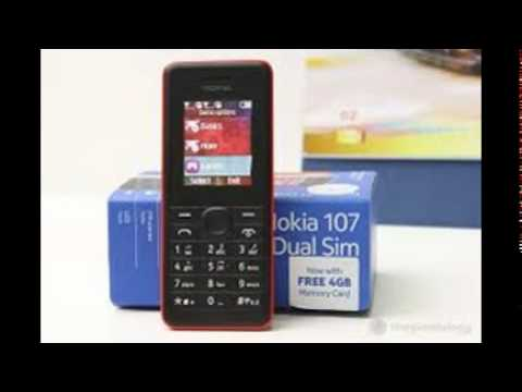 Nokia 107 Dual Sim Great Music Features