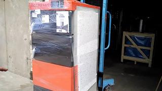 Tis Uni 25 Котел твердотопливный (краткий обзор)(TIS UNI (15-95) – это современный усовершенствованный котел длительного горения, предназначенный для сжигания..., 2016-08-04T08:48:50.000Z)