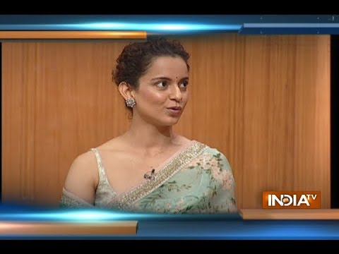 Kangana Ranaut Shares 'How she got her...