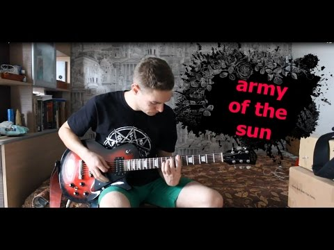 Roadrunner united - Army of the sun (cover by Alex Visionary) mp3