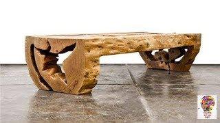Niezwykłe pomysły z drewna #6