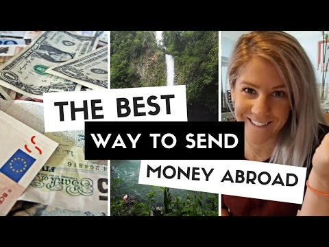 The Best Way to Send Money Abroad | Managing Your Money as a Freelancer