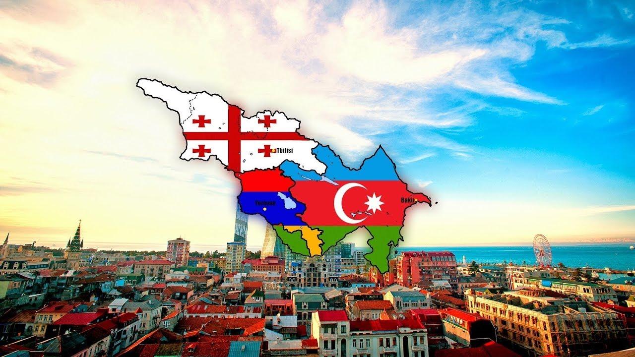 Flag Map Episode 9 Armenia Azerbaijan Georgia Speedart S1 Youtube