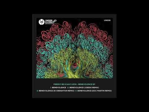 Freddy Be & Savi Leon - Benevolence (Original Mix)