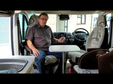 The 2014 Autosleeper Kingham - Which Motorhome and MMM magazine - Motorhome video review