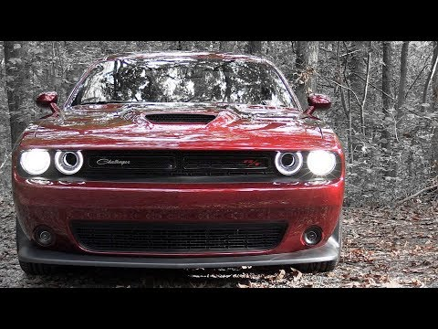 2019 Dodge Challenger R/T Scat Pack: Review