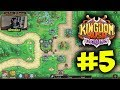 Прохождение Kingdom Rush Origins - Royal Gardens на Ветеране (PC, Steam) #5