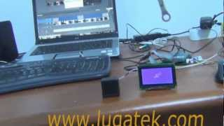 Magnetometer First Test