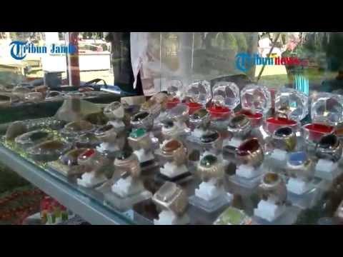 Pesta Batu Akik se-Sumatera Undang Antusias Masyarakat Jambi