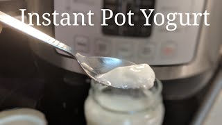 Homemade Yogurt    Homemade Curd    Instant Pot    Cosori    How to make
