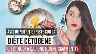 Diète cétogène : C'est quoi & comment ça marche?  | AVIS NUTRITIONNISTE RÉGIME & SANTÉ