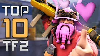 Top 10 TF2 plays - Hats Are Everything