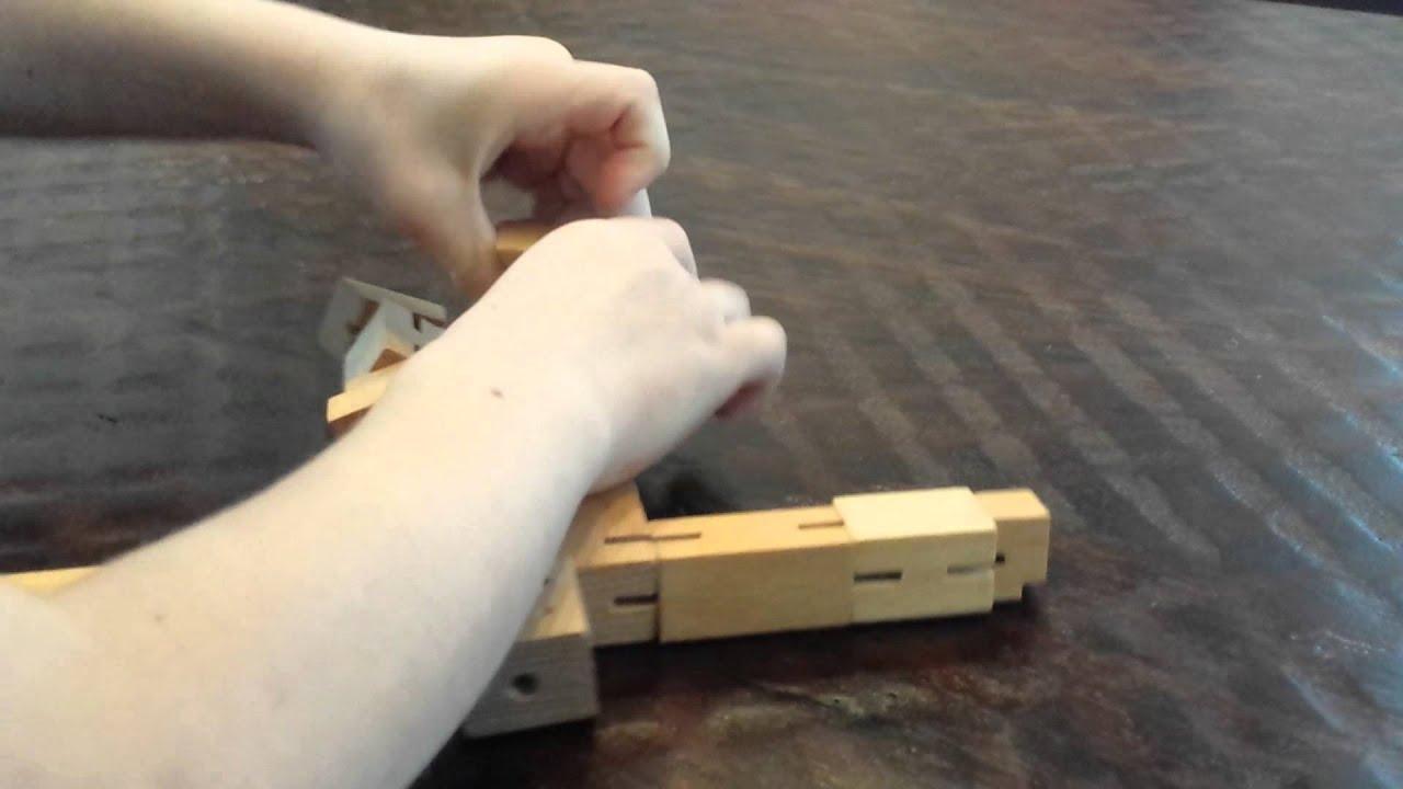 Cubebot Instructions Youtube