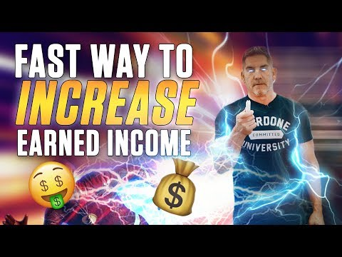 Fastest Way to Increase Income - Grant Cardone