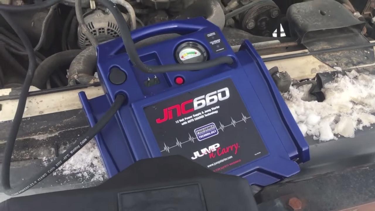 Jump N Carry Jnc660 >> Can The Jnc660 Crank A V8