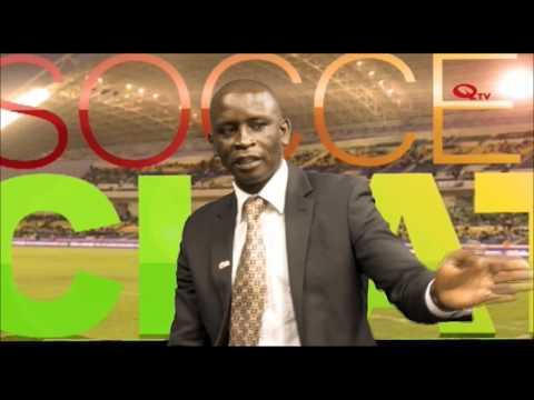 Analysis of Lusaka Dynamos V Mufulira Wanderers 2017 on QTV Zambia's soccerchat-matchpack