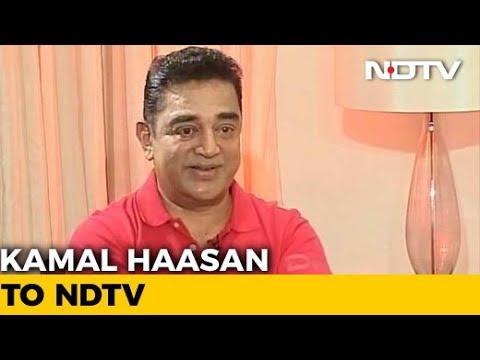 Kamal Haasan Speaks To NDTV | Watch Full Interview