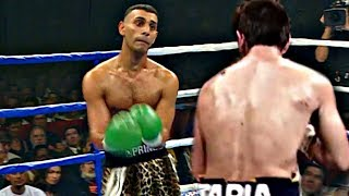 Prince Naseem Hamed vs Marco Barrera | Recap HD