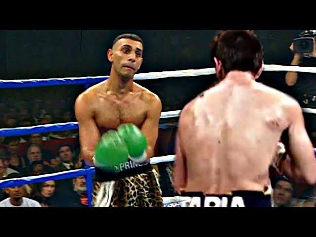 Prince Naseem Hamed vs Marco Barrera | Recap HD