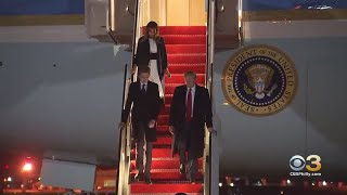 Closing Arguments Finishing In Impeachment Trial Of President Donald Trump
