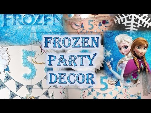 Diy Frozen Room Decorations Dollar Tree Frozen Room Decor
