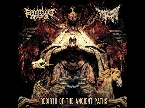 """""""Rebirth of the Ancient Paths"""" Compilation w/ 20 Brazilian Bands GENOCIDIO RECORDS + MURDER RECORDS"""