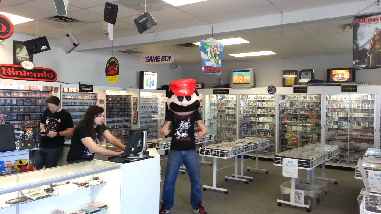 Game Stores Virginia Beach