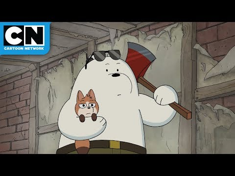 We Bare Bears | Bear Squad and the Fox Family | Cartoon Network