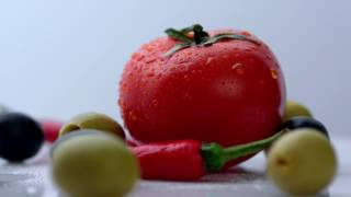 Food съёмка для ресторанов итальянской домашней кухни MamaMia и CiaoPizza