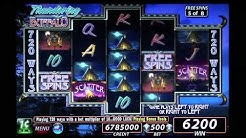 Thundering Buffalo® Video Slots by IGT - Game Play Video
