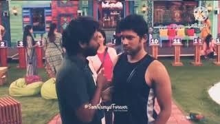 Som  and Ramya kannai katti un pinnal tribute song