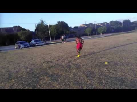 Unleash Da Beast 7's Rugby Training Finishing moves Kick (grubber)