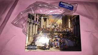 Silent Unboxing : Logic - Everybody Book CD