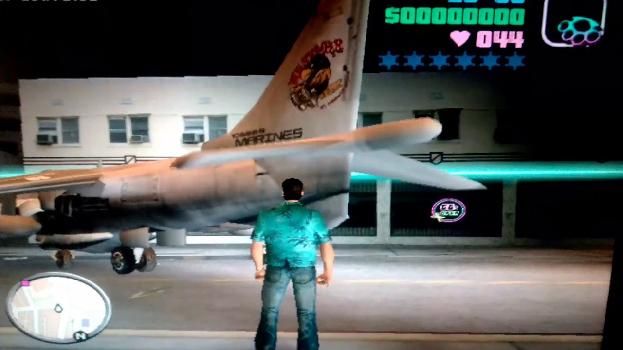 vice city cheats code list helicopter
