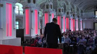 Iss Dich Jung | Frank Madeo | TEDxGraz