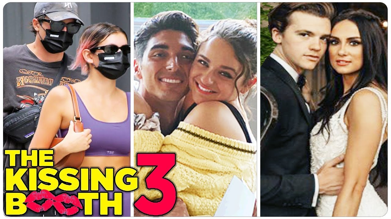 Download THE KISSING BOOTH 3 Real Age & Life Partners 2021
