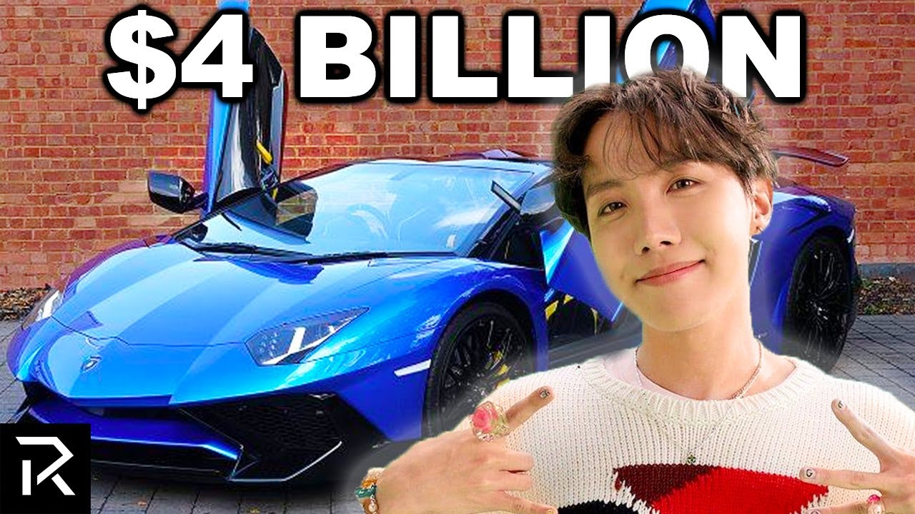 How This K-Pop Band Became Millionaires In Minutes