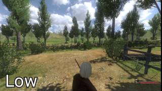 Mount and Blade Warband: Tree Detail