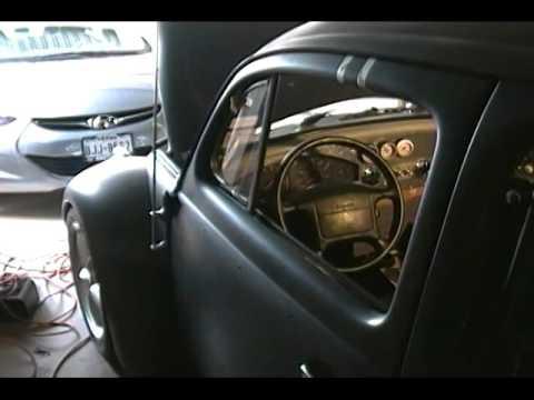Finish wiring VW bug door poppers & power windows #490
