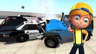 Sports Cars & Racing Cars - Cars for Kids