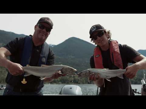 Fishing BC Presents: Fishing Kootenay Lake Year-round With Reel Adventures