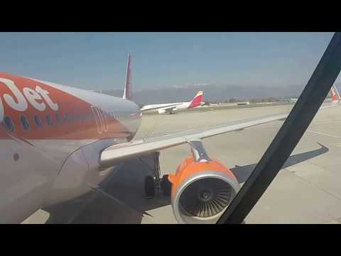 My flight with easyJet