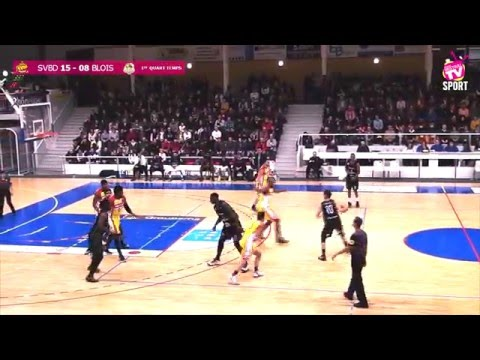 Basket NM1 - SVBD vs BLOIS