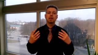 Ответственность и самодисциплина.  Алексей Чурин