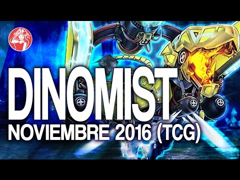 Dinomist ft. Toadally Awesome (NOVEMBER/ Noviembre 2016) [Duels & Decklist] (Yu-Gi-Oh) Post INOV
