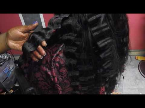 HOW TO CRIMP YOUR HAIR LIKE A PRO! - YouTube